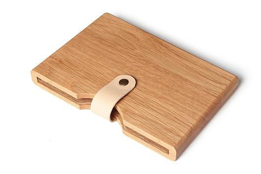 iPad mini puidust ümbris